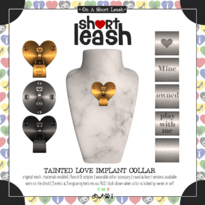 Short-Leash-Tainted-Love-Implant-Collar-ad-1
