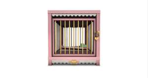 cage pink